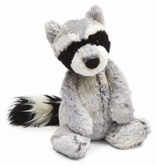 "Woodland Raccoon 12"" by Jellycat by Jellycat, http://www.amazon.com/dp/B0059ZAT0M/ref=cm_sw_r_pi_dp_5CNfqb1XSHVHA"
