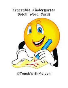 Dolch Word Cards and Activities -  Pinned by @PediaStaff – Please Visit http://ht.ly/63sNt for all our pediatric therapy pins