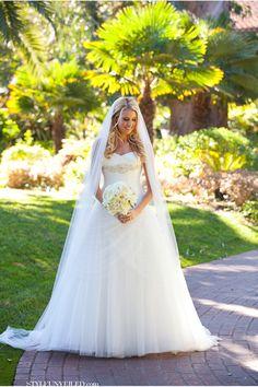 Melissa Musgrove Photography / Santa Barbara Wedding / Purple and Pink Details / www.styleunveiled.com