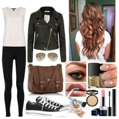 Casual Date Outfits | Casual Date Outfit (Eleanor Calder Outfit) - Polyvore