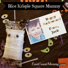 East Coast Mommy: 10 Halloween Class Party Treats