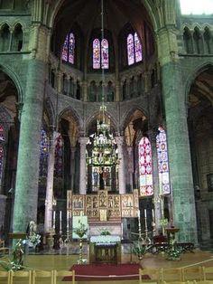 The Collegiate Church of Notre-Dame