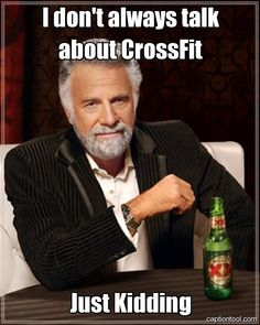 #CrossFit #Meme #CrossFitMeme #Workout  No hate intended :)