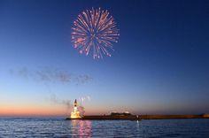 Fireworks for an AzA