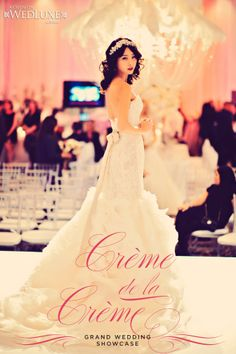 New brides experienced an afternoon filled with wedding inspiration and pampering at this year's Crème de la Crème, Vancouver's premiere bridal show.