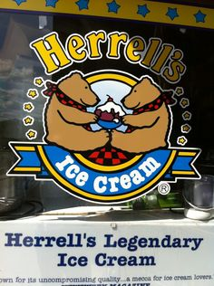 Herrell's Ice Cream in Northampton, MA