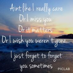 Scotty Mccreery - Forget to Forget You