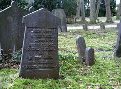 Ten Cate tombstone, Old Public Cemetery, Zeist #genealogy #familyhistory