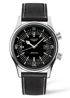 Longines Legend Diver Gents Watch | Cheeky Wish List | Wedding and Birthday Gift Ideas for Men and Women
