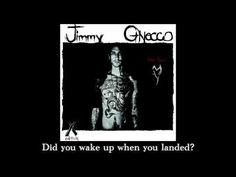 "Jimmy Gnecco: ""Gravity"" (Official Lyric Video)"