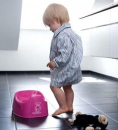 How To Potty Train Your Toddler In One Week.  Great tips :)