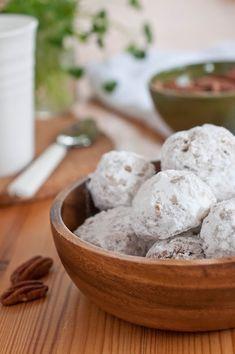 pecan maple cookies...