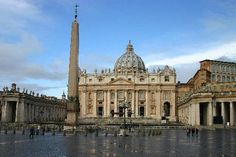Vatican City. - check!