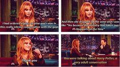 I love Jenifer Lawrence, Harry Potter fan