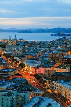 San Francisco , CA