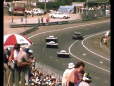 Porsche triple victory in Le Mans 1982