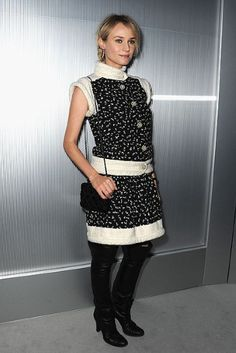 Diane Kruger @ Chanel