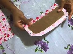Carteira Magica - Cartonagem - Virtuosa Artesanato