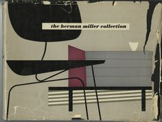 1952 Herman Miller catalog Charles and Ray Eames, George Nelson | eBay