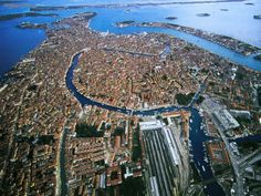 Venice from Air!
