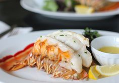 The Galley Gourmet: Steam Baked Lobster Tails
