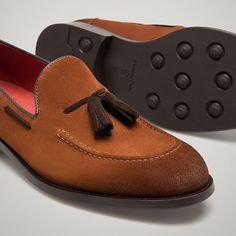 Moccasin with Tassels by Massimo Dutti
