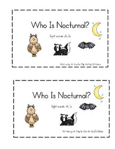ks1 nocturnal animals worksheet. Black Bedroom Furniture Sets. Home Design Ideas