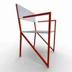 chairs, chair ultra, seat furnitur, angl leg, furnitur design, design file, design alpha, 78a1ergonom chair, orang chair