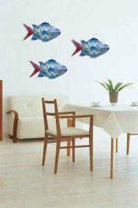 iron fish sculptures as coastal art and coastal decor for your favorite beach house decoration ideas