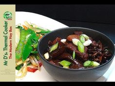 Mr D's Chinese Spicy Braised Beef