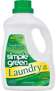 Mamawj's Moment Away: Product Review & #Giveaway #Win Simple Green Laundry Detergent US Entrants Ends 8/4