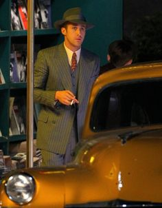 Ryan in the movie - The Gangster Squad