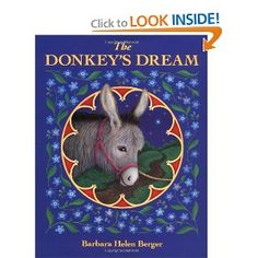 The Donkey's Dream: Book for Feast of the Immaculate Conception Dec 8
