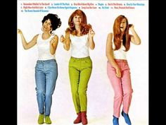 Shangri-las were a hit group with their song Leader of the Pack which was still popular summer of 1964 - they also released this one 'Remember Walking In The Sand' which was really popular summer of 1964