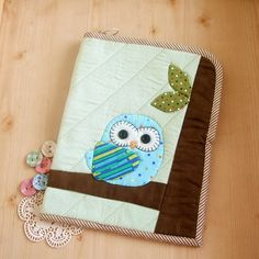 DIY Owl iPad Cover/Case Sewing Kit Includes by REEcreationsBYree, $25.00