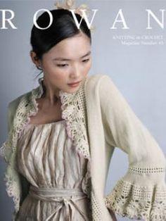 Rowan Knitting & Crochet Magazine 45