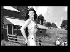 Brand New Bettie Page Reveals All Trailer
