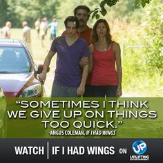 If I Had Wings premieres 10/19 on UP!