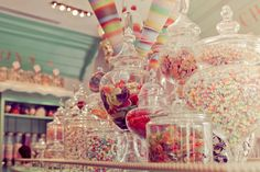 candy shop, sweet, shops, jar, candies