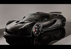 Hennessey Venom GT  Country of Origin: USA Engine: 6.2-liter supercharged V8 0-60mph: 2.5 seconds Price: $1 million (1,200hp edition)