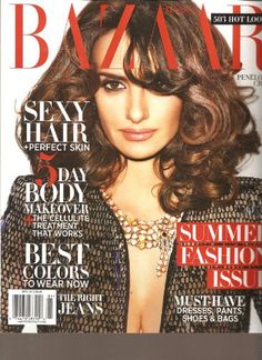 Harper's Bazaar Magazine (Summer Fashion Issue, « Library User Group