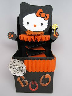 Popsicle Toes: BBTB2 Trick or Treat Hello Kitty Challenge