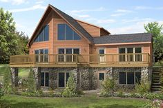 Log cabins on pinterest for Multi family modular home prices