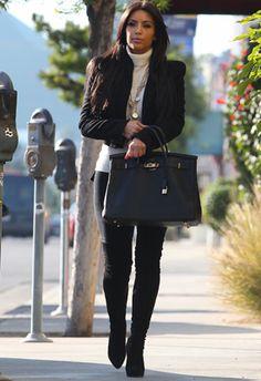 Fashionable Business Attire On Pinterest 21 Photos On Kim Kardashia