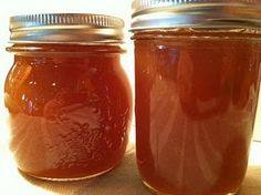 Caramel apple jam recipe. I need to learn how to can!