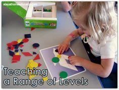 How to teach a range of abilities