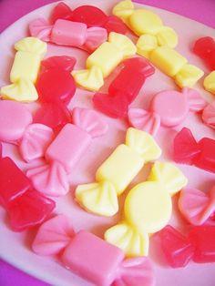 Sweet Candy Soap Set