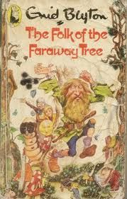 My favourite books, as a child.