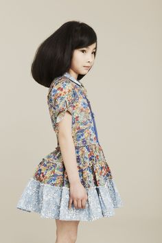 No Added Sugar #kids #fashion #girl #dress