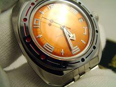 Amphibia, stock orange dial